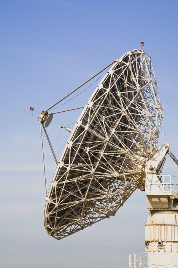 Antena das telecomunicações fotos de stock