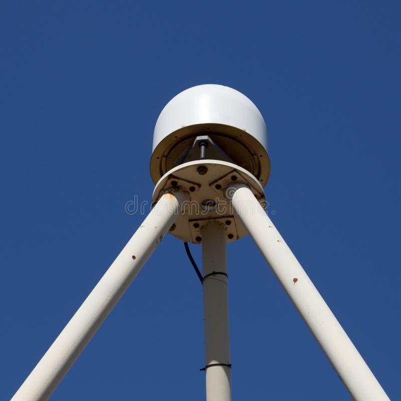 Antena de GNSS/GPS fotos de archivo libres de regalías
