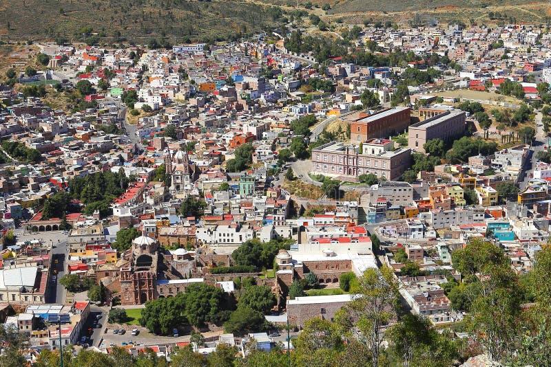 Antena I de Zacatecas imagenes de archivo