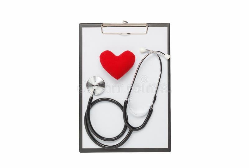 Antena plana de la endecha de la atención sanitaria de los accesorios y del fondo médico foto de archivo libre de regalías