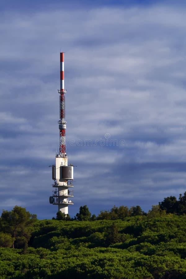 antena przekaz zdjęcia stock