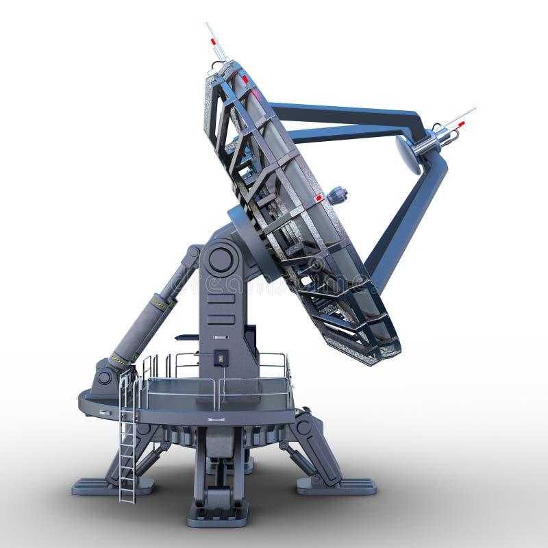 antena przypowieściowa zdjęcie stock