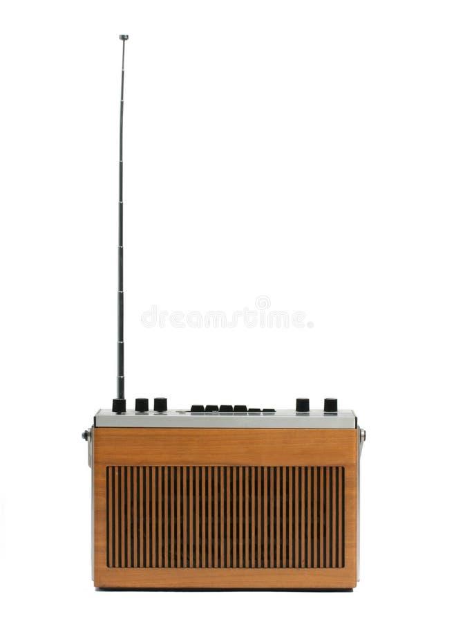 antena rocznik radiowy retro zdjęcia stock