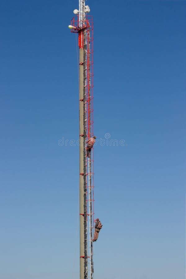 antenn g/m2 royaltyfria foton