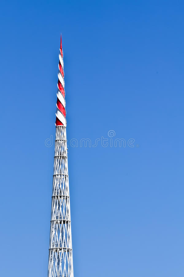 Download Antenna stock image. Image of receive, high, structure - 21395077