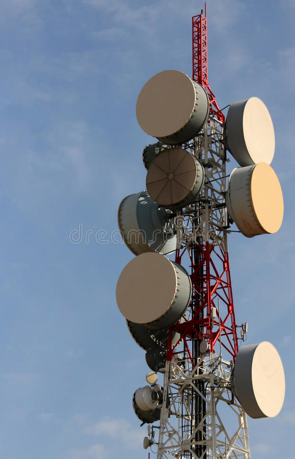 Download Antenna stock image. Image of communications, satellite - 21408399