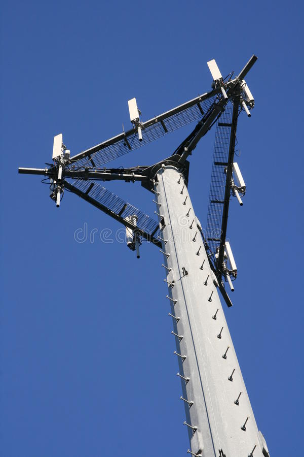Download Antenna stock photo. Image of cell, site, communications - 22625576