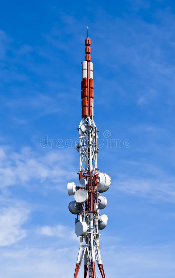 Antenna Stock Photography