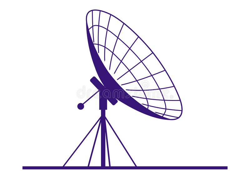 Download Antenna stock vector. Image of illustration, radio, graphics - 9137115