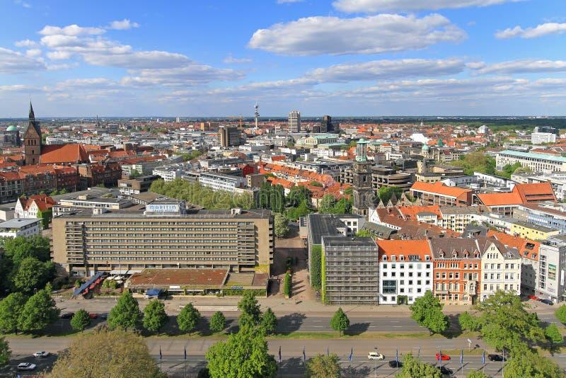 Antenna di Hannover fotografia stock