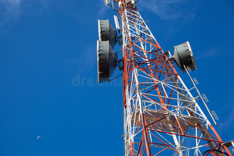 Download Antenna Signal. Royalty Free Stock Photos - Image: 23057988