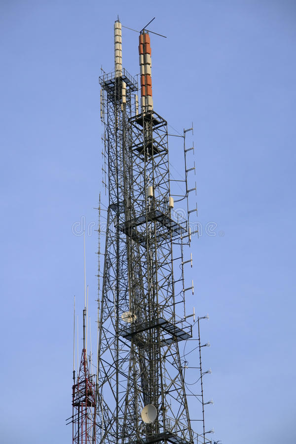 Download Antenna Tower Stock Photography - Image: 33552272
