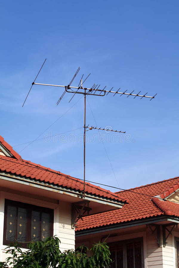 Free Antenna TV Stock Photos - 16997153