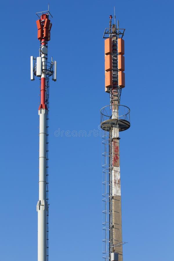 Download Antennas stock photo. Image of industrial, radio, network - 29682094