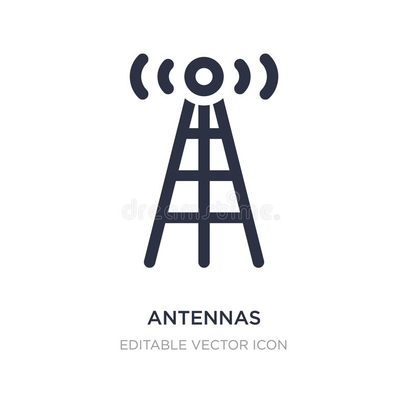 Antennas Stock Illustrations – 948 Antennas Stock