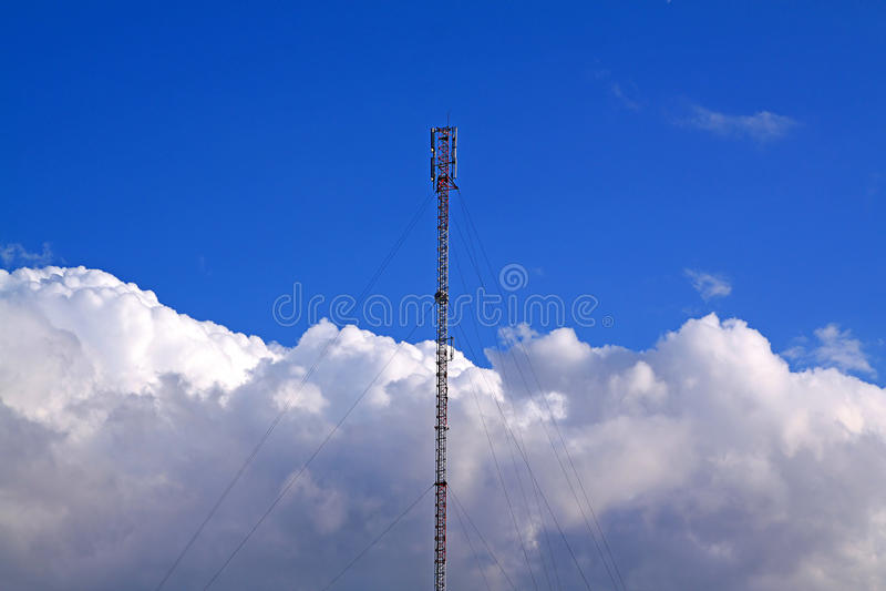 Antenne lizenzfreies stockbild