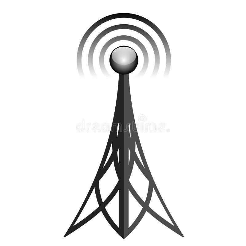 antenne illustration de vecteur