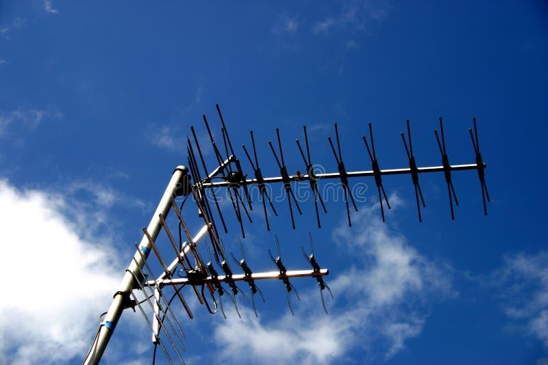Antenne stock foto