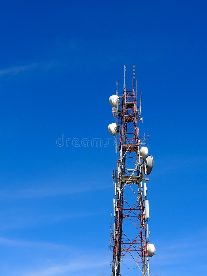 Antenne stock foto's