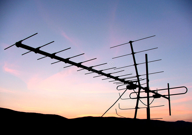Antenne image stock