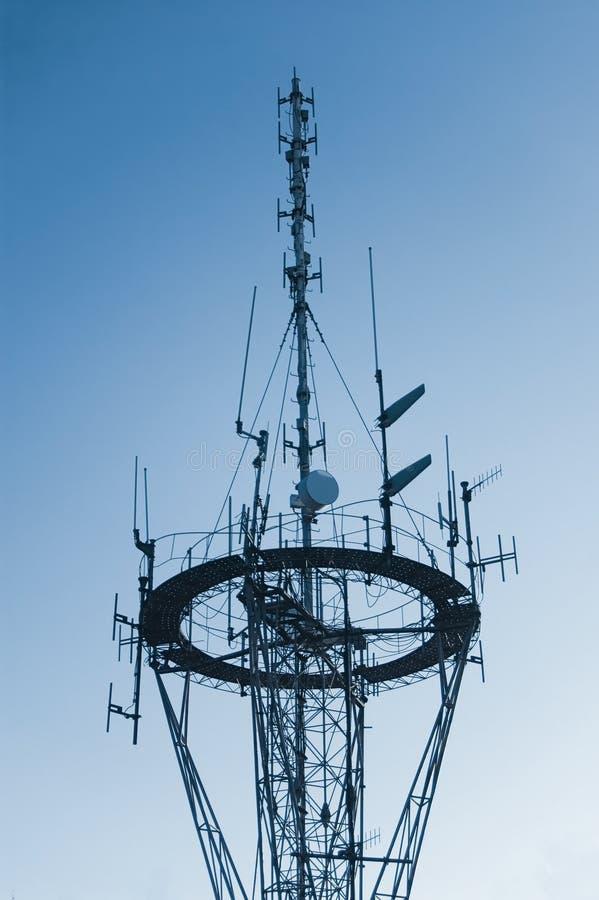 Antenne royalty-vrije stock afbeeldingen
