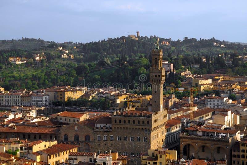 Antenne de Florence, Italie image stock