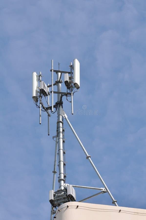 Antenne del telefono senza fili immagine stock