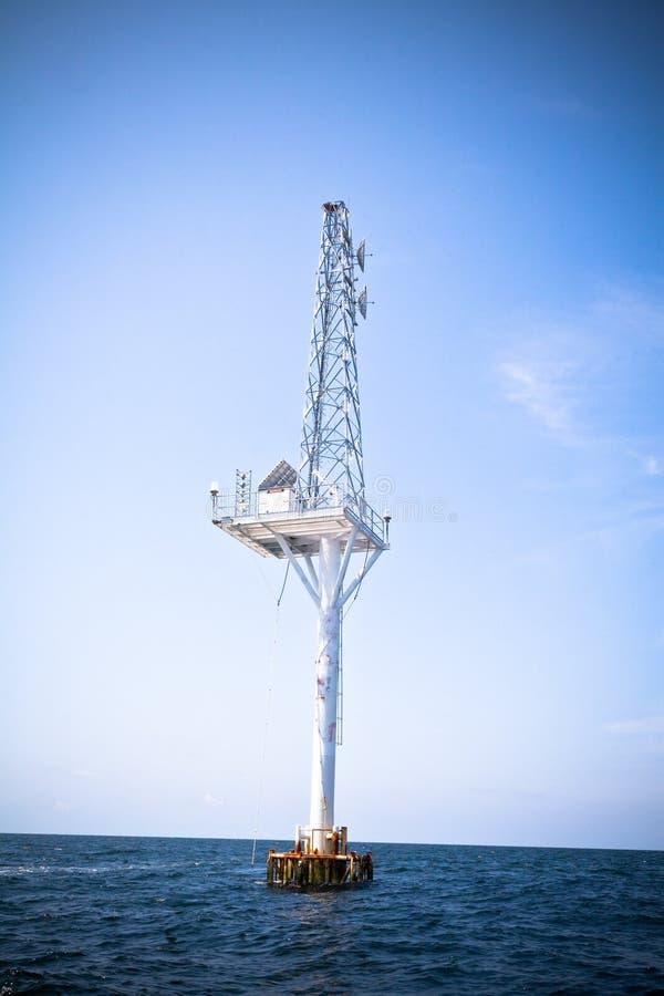 Antenne extraterritoriale de transmission images libres de droits