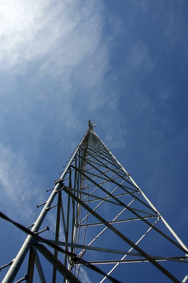 Antenne par radio photos stock
