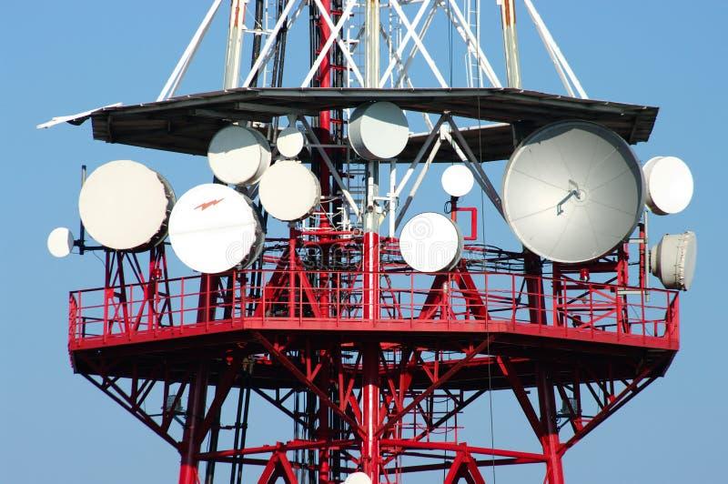 Antennes photos libres de droits