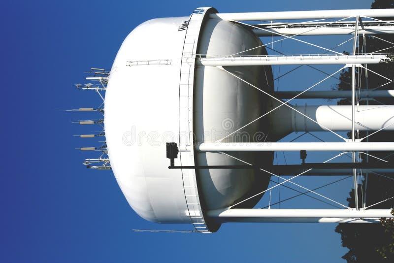 Antennes de tour d'eau image libre de droits