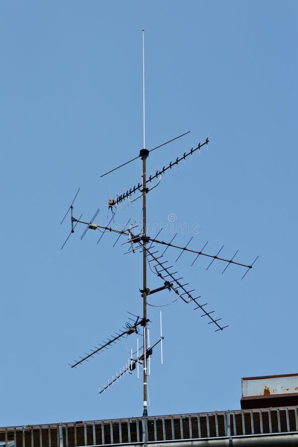 Antennes, Munich photographie stock