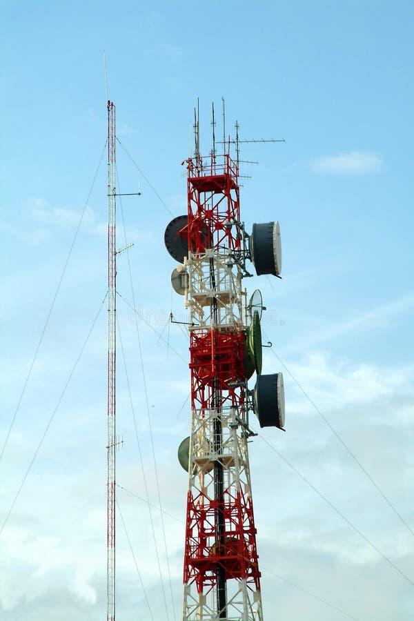 anteny zdjęcie stock