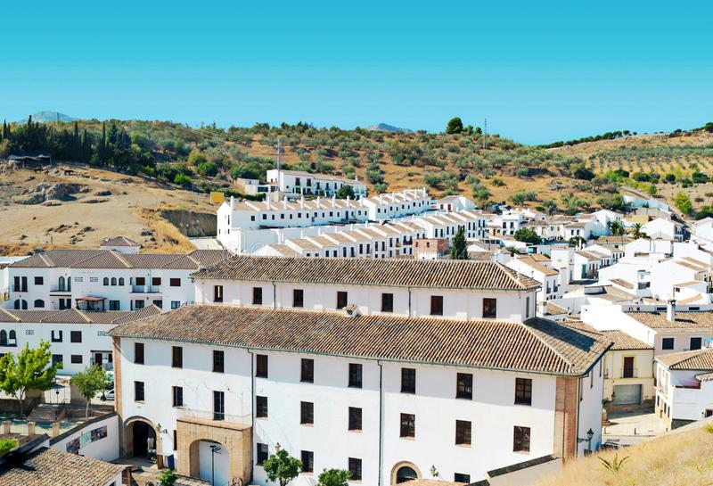 Antequera obrazy royalty free