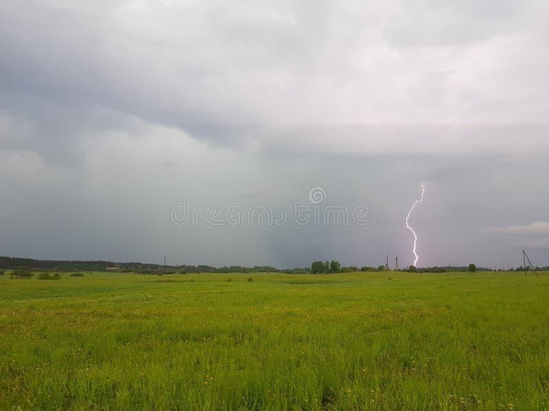 Antes da tempestade imagem de stock