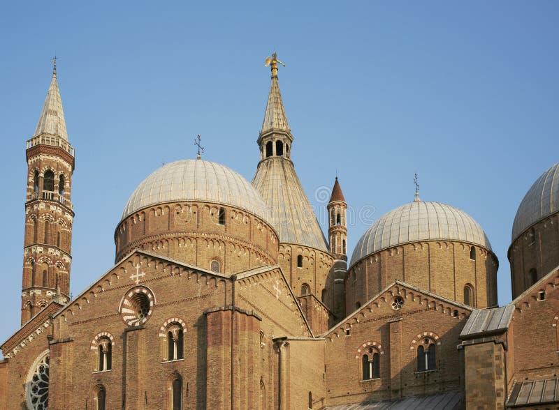 anthony basilicapadua saint arkivfoton