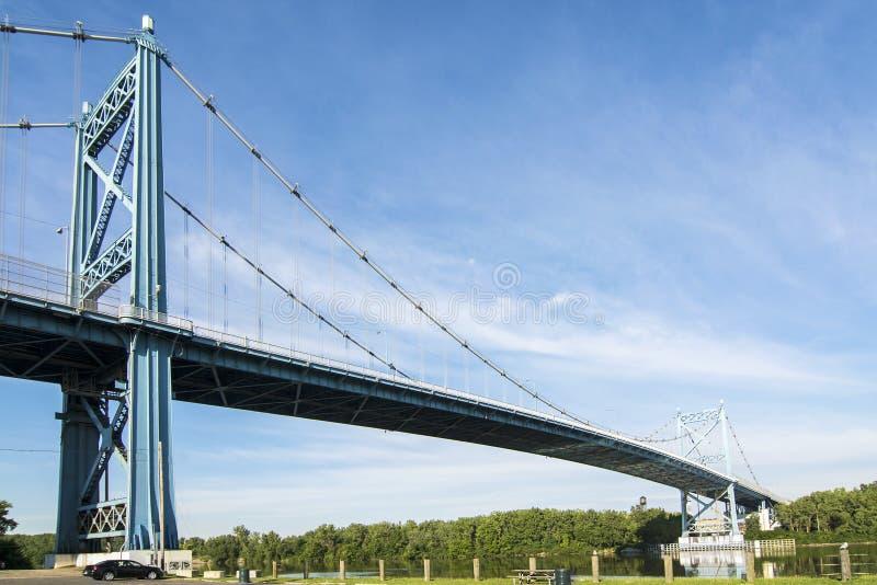 Anthony Wayne Bridge photo stock