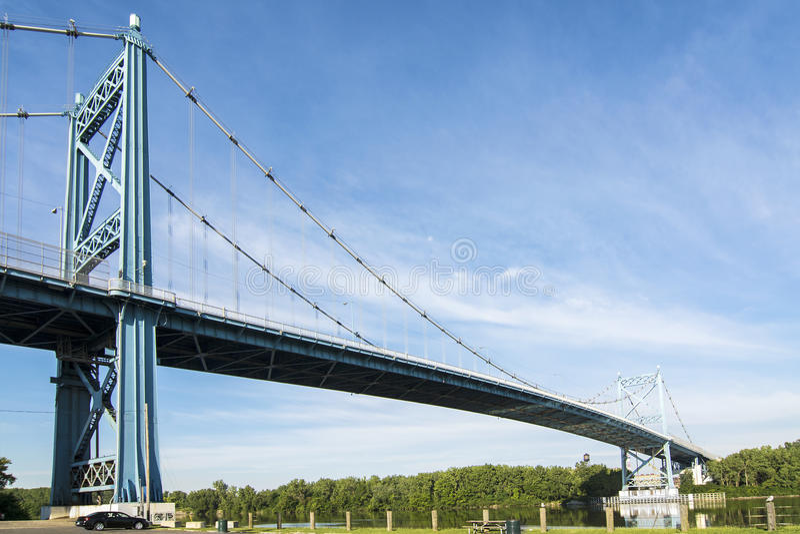 Anthony Wayne Bridge stock photo
