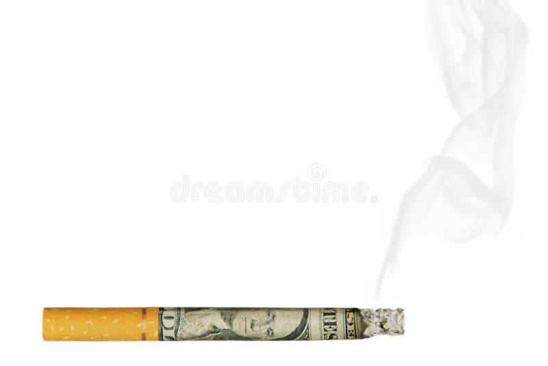 anti курить принципиальной схемы стоковая фотография rf