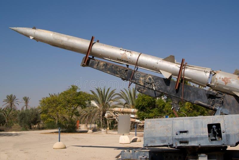 Anti-aircraft Air Missile Stock Photos