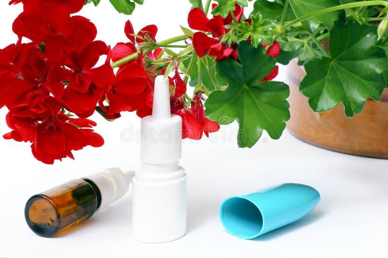 Anti-allergie royalty-vrije stock fotografie