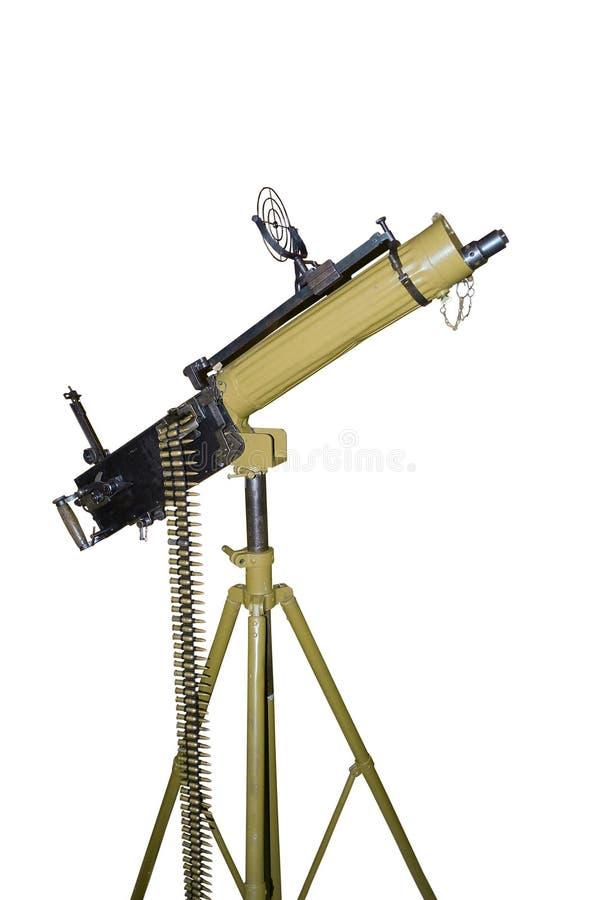Download Anti Aviation Machine-gun Royalty Free Stock Photos - Image: 15140308