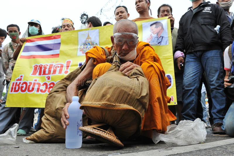 Download Anti-Government Rally In Bangkok Editorial Photo - Image: 27884936