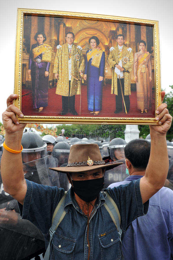 Download Anti-Government Rally In Bangkok Editorial Photo - Image: 27910136