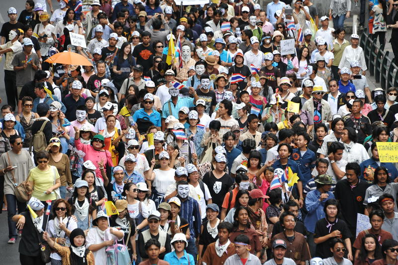 Download Anti-Government Rally Editorial Photo - Image: 33026016