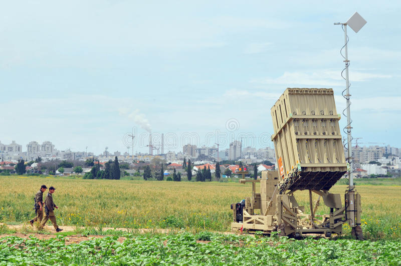 Anti-Missile System - Iron Dome