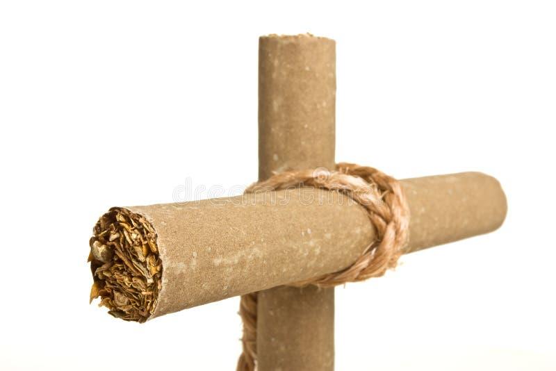 anti rökning royaltyfria foton