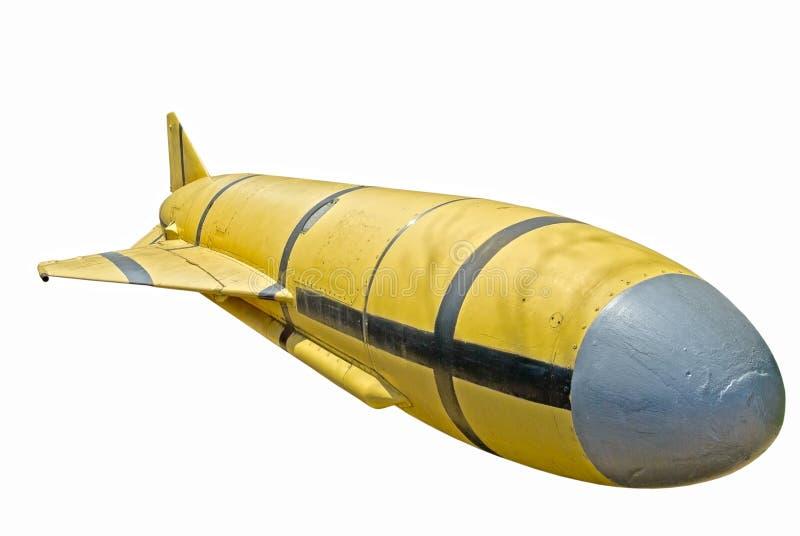 Anti-ship raket royalty-vrije stock foto