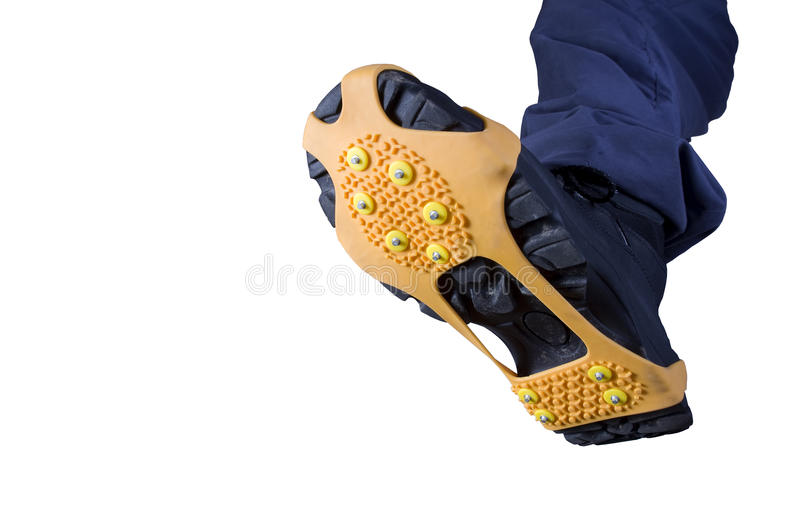 Download Anti-slip boot stock photo. Image of tips, sleeve, shoe - 22964946