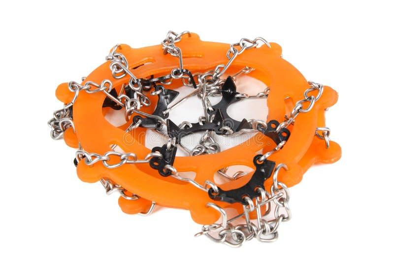 Download Anti Slip Chain, Shoe Covers Stock Photo - Image: 17576852